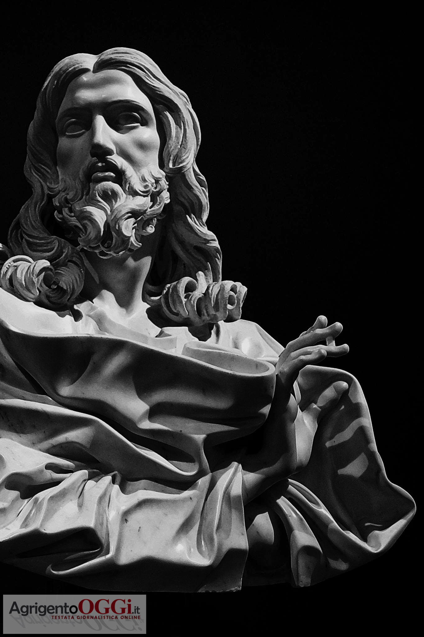 "Il ""Salvator Mundi"" ad Agrigento"